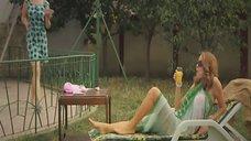 2. Ножки Натальи Гудковой – Женские мечты о дальних странах