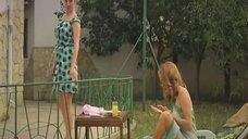 3. Ножки Натальи Гудковой – Женские мечты о дальних странах