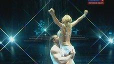 Танец с соблазнительной Аленой Свиридовой