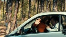 Секс с Вицей Керекеш в машине