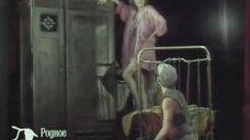 10. Сексуальная Антонина Венедиктова в спектакле «Зойкина квартира»