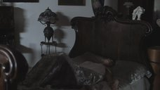 2. Сиськи Марии Жигановой просвечиваются через ночнушку – Военная разведка: Первый удар