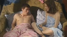 Томная Елена Ташаева после секса