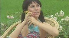 Юлия Беретта в купальнике