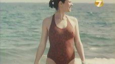 Татьяна Алексеева в купальнике