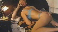 Сексуальная Ольга Карпович в белье