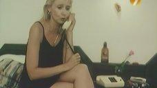 13. Ножки Екатерины Зинченко – Агент в мини-юбке