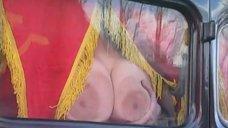 Секс с Ольгой Кирсановой в машине