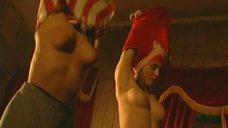 1. Эротическая сцена с Мариной Щербаковой и Изабеллой Романовой – Особенности банной политики, или Баня 2