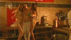 15. Эротическая сцена с Мариной Щербаковой и Изабеллой Романовой – Особенности банной политики, или Баня 2