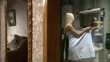 1. Секси Мария Кожевникова в полотенце – Бешеная