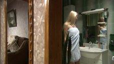 4. Секси Мария Кожевникова в полотенце – Бешеная