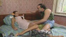 Постельная сцена с Эвелиной Бледанс