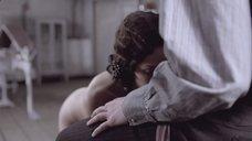 4. Обнаженная Катарина Радивоевич делает минет – Морфий