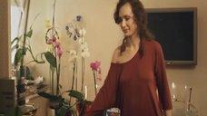Наталья Высочанская без лифчика