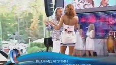 13. Секси Карина Кокс на фестивале «Новая волна»
