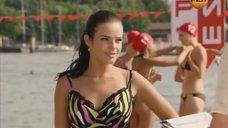Анна Пескова в купальнике