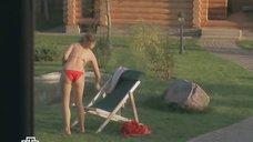 13. Наталья Русинова в купальнике – Молодые и злые