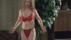 Сексуальная Татьяна Абрамова в белье