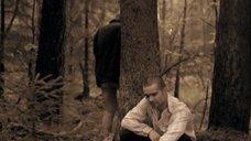 4. Полина Сыркина в трусиках в лесу – Без права на ошибку