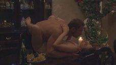 Интимная сцена с Натальей Романычевой на столе