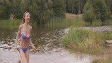 2. Секси Ева Авеева в купальнике – Бумеранг из прошлого