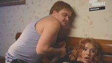 1. Привязанная к кровати соблазнительная Янина Бугрова – Рыжие