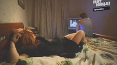 10. Привязанная к кровати соблазнительная Янина Бугрова – Рыжие