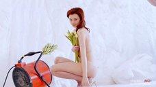 9. Сексуальная Маруся Климова в фотосессии для журнала Maxim