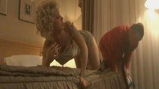 1. Сексуальная проститутка Юлия Костеневич – Крест в круге