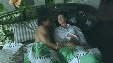 5. Постельная сцена с Евгенией Дмитриевой – Светофор