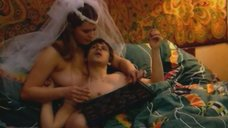Постельная сцена с Екатериной Жарковой