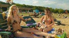2. Маруся Зыкова и Евгения Крегжде знакомятся с парнями на пляже – Даёшь молодёжь!