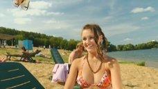 5. Маруся Зыкова и Евгения Крегжде знакомятся с парнями на пляже – Даёшь молодёжь!