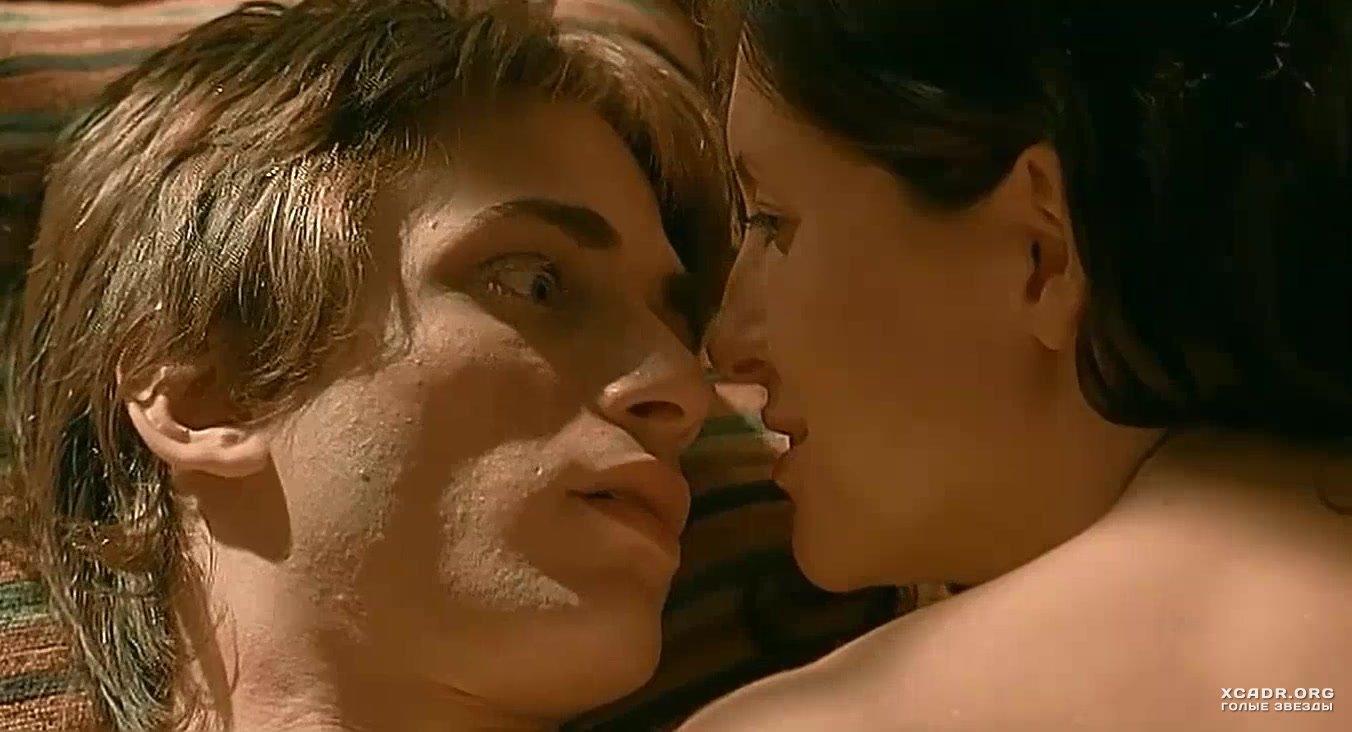 Полностью Голая Антонелла Коста – Не Смотри Вниз (2008)