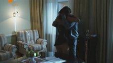 12. Откровенная сцена с Марианной Коробейниковой – Гаишники
