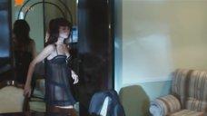 4. Откровенная сцена с Марианной Коробейниковой – Гаишники