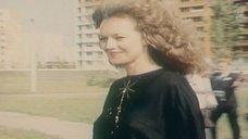 Торчащие соски Елены Ставицкой