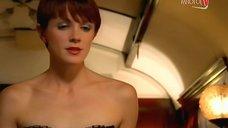 10. Сексуальная Камилла Пауэр в белье – Бес в ребро