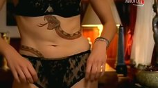 Сексуальная Камилла Пауэр в белье