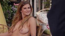 7. Большая голая грудь Меган Фальконе – Блудливая Калифорния