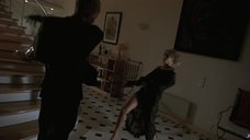 3. Сексуальная Эмма Сьоберг в белье – Суперагент Саймон