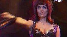 Секси Леля Турубара в передаче «Проверено на себе»
