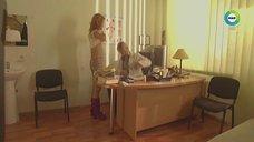 2. Голая грудь Александры Афанасьевой-Шевчук – Инфант