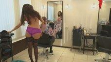 4. Сексуальная парикмахерша – Счастливый конец