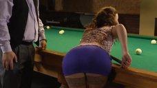 13. Сексуальное обучение Сары Окс игре в бильярд – Счастливый конец
