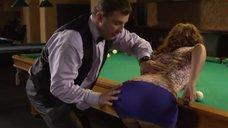 3. Сексуальное обучение Сары Окс игре в бильярд – Счастливый конец