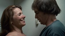 2. Секс с Элис Баррет в туалете – Удушье