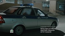 1. Секс с Викторией Заболотной в полицейской машине – Бесстыдники (Россия)