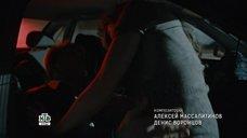 5. Секс с Викторией Заболотной в полицейской машине – Бесстыдники (Россия)